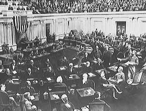 US Congress in 1898