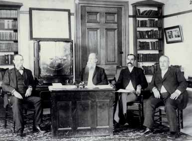 Provisional Government Cabinet